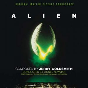 Alien – Jerry Goldsmith [320kbps]