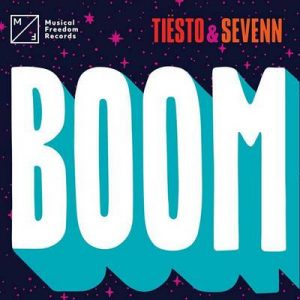 BOOM – Tiesto & Sevenn [320kbps]