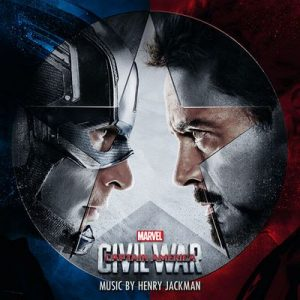 Captain America: Civil War (Original Motion Picture Soundtrack) – Henry Jackman [320kbps]