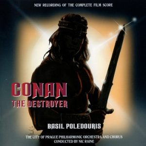 Conan: The Destroyer – Basil Poledouris (1984 / 2011) [FLAC]
