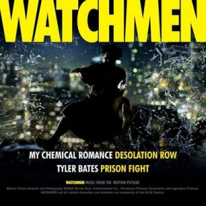 Desolation Row / Prison Fight (Int'l DMD) – My Chemical Romance, Tyler Bates [320kbps]