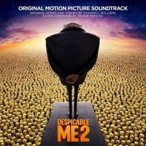 Despicable Me 2 (Original Motion Picture Soundtrack) – V. A. [320kbps]
