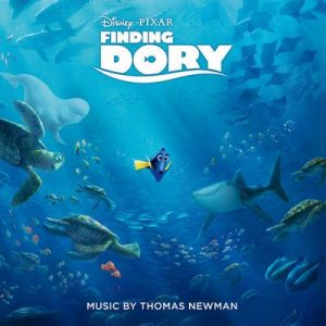 Finding Dory (Original Motion Picture Soundtrack) – Thomas Newman [320kbps]