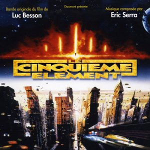 Le cinquième élément – The Fifth Element (Original Motion Picture Soundtrack) [Remastered] – Éric Serra [320kbps]
