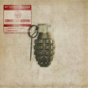 Number Five – My Chemical Romance [320kbps]