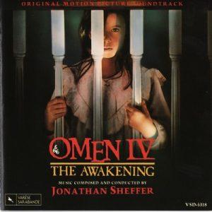 Omen IV The Awakening – Jonathan Sheffer [FLAC]