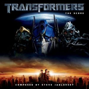 Transformers: The Score – Steve Jablonsky [320kbps]