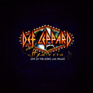 Viva! Hysteria (Original Soundtrack) – Def Leppard [320kbps]