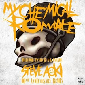 Welcome to the Black Parade (Steve Aoki 10th Anniversary Remix) – My Chemical Romance [320kbps]