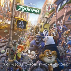 Zootopia (Original Motion Picture Soundtrack) – Michael Giacchino [320kbps]