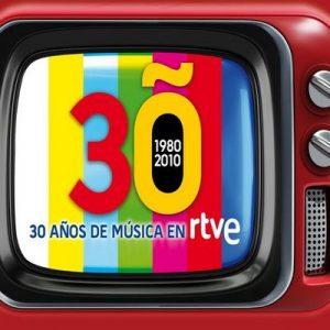 30 años de musica en TVE. 1980-2010 – V. A. [320kbps]