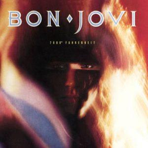 7800º Fahrenheit (Remastered) – Bon Jovi [320kbps]