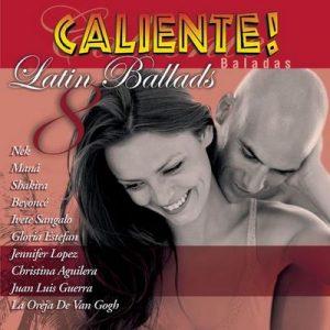 Caliente! Latin Ballads 2008 – V. A. [320kbps]
