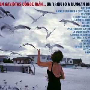 Cien gaviotas donde iran… Un tributo a Duncan Dhu – Duncan Dhu [320kbps]