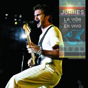 La Vida Es Un Ratico En Vivo – Juanes [320kbps]