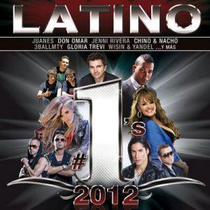Latino #1´s 2012 – V. A. [320kbps]