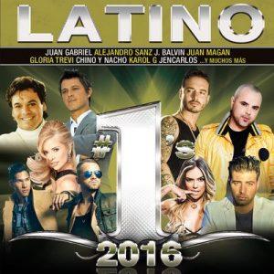 Latino #1's 2016 – V. A. [320kbps]