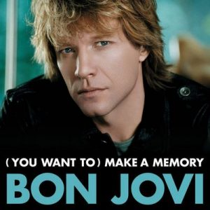 (You Want To) Make A Memory (Int'l ECD Maxi) – Bon Jovi [320kbps]