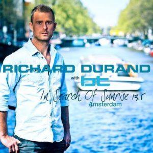 In Search of Sunrise 13.5: Amsterdam – BT, Richard Durand [320kbps]