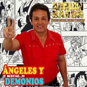 "Ángeles y Demonios (From ""Dragon Ball Super"") – Adrian Barba, omar1up [320kbps]"