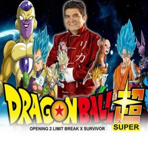 Dragon Ball Super – Ricardo Silva [320kbps]