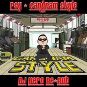Gangnam Style (DJ Hero Re-Rub) – Psy [320kbps]