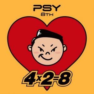 PSY 8th 4X2=8 – Psy [320kbps]
