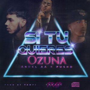 Si Tu Quiere (feat. Pusho) – Yampi, Ozuna, Anuel Aa [320kbps]