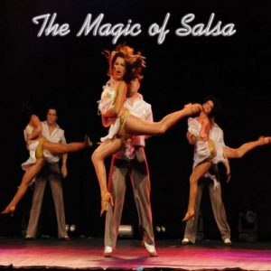 The Magic of Salsa – V. A. [320kbps]