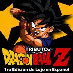 Tributo a Dragon Ball Z, Primera Edición de Lujo en Español – Manga de Amigos [320kbps]