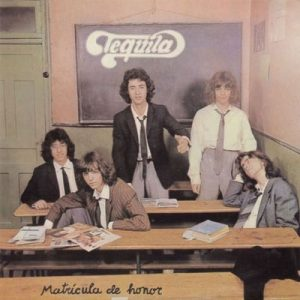 Matricula De Honor / New Booklet – Tequila [320kbps]