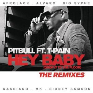 Hey Baby (Drop It To The Floor) – The Remixes EP – Pitbull [320kbps]
