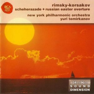 Scheherazade, Russian Easter Overture – Nicolai Rimsky-Korsakov [FLAC]