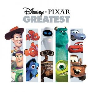 DisneyPixar Greatest – V. A. [320kbps]