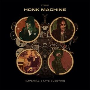 Honk Machine – Imperial State Electric [320kbps]