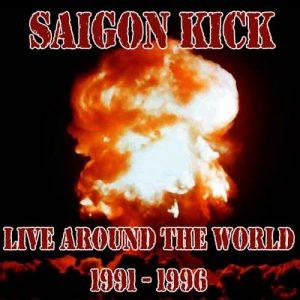 Live Around The World 1991 – 1996 – Saigon Kick [320kbps]