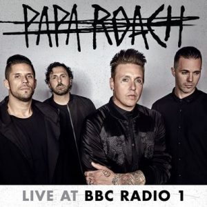 Live At BBC Radio 1 – Papa Roach [320kbps]