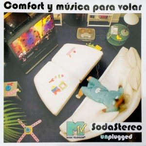 MTV Unplugged – Soda Stereo (DVD Full)