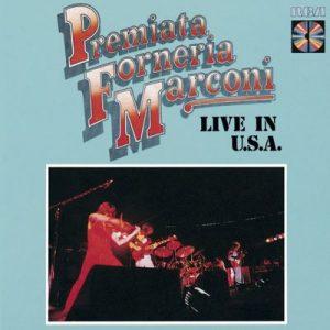 P.F.M. – Live In Usa – Premiata Forneria Marconi [320kbps]