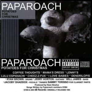 Potatoes For Christmas – Papa Roach [320kbps]