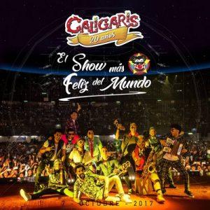 20 Años: El Show Más Feliz del Mundo (En Vivo) – Los Caligaris [16bits]
