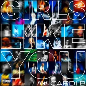Girls Like You – Maroon 5, Cardi B [320kbps]