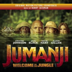 Jumanji: Welcome to the Jungle (Original Motion Picture Soundtrack) – Henry Jackman [16bits]