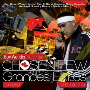 Boy Wonder Presents: Chosen Few Grandes Exitos – V.A. [16bits]