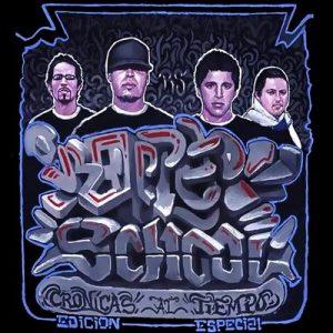 Crónicas Al Tiempo (Edición Especial) – Rapper School [320kbps]