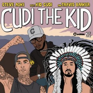 Cudi The Kid (feat. Kid Cudi & Travis Barker) – Steve Aoki [320kbps]