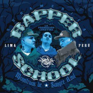 Monstruos De Sangre Azul – Rapper School [16bits]