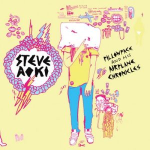 Pillowface and His Airplane Chronicles – Steve Aoki [16bits]