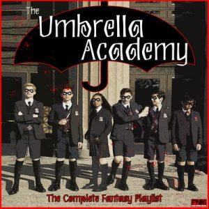 The Umbrella Academy – The Complete Fantasy Playlist – V.A. [16bits]