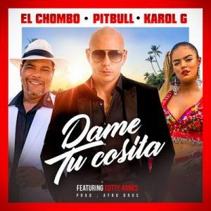 Dame Tu Cosita (Radio Version) – Pitbull, El Chombo, Karol G [16bits]